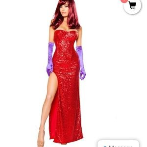 Jessica Rabbit Halloween Costume